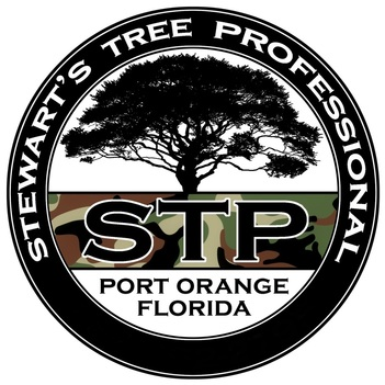 Tree Removal at Stewart's Tree Pro Logo